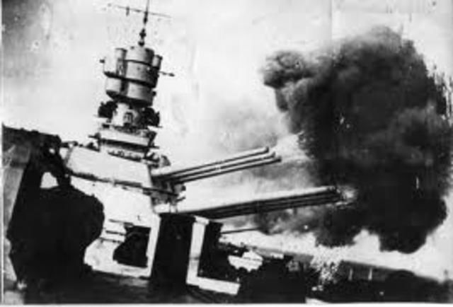 Battaglia di capo Matapan tra italiani e inglesi
