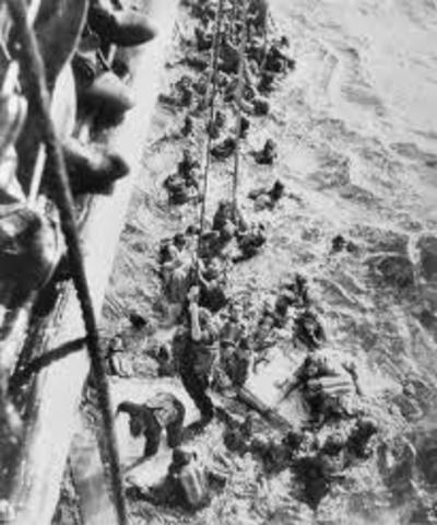 Affondamento della corazzata Bismarck