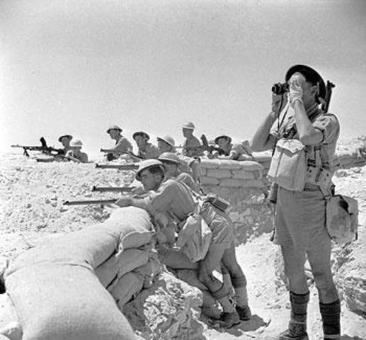 Seconda battaglia di El Alamein.