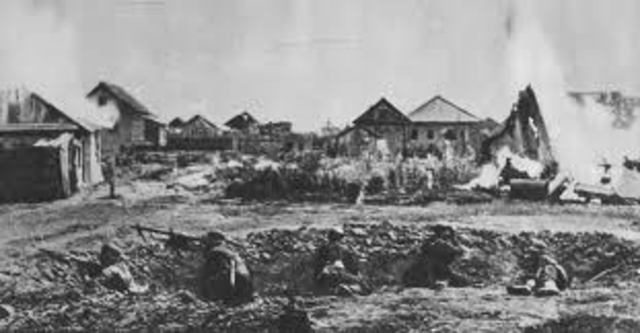 Cessa ogni resistenza tedesca a Stalingrado
