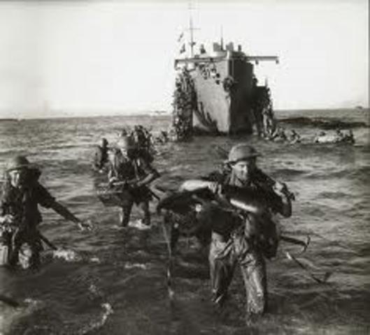 Operazione Husky gli Alleati sbarcano in Sicilia