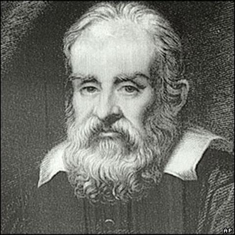Galileo Galilei dies