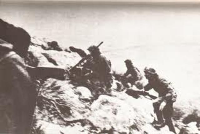 Inizia in Italia la Guerra di liberazione