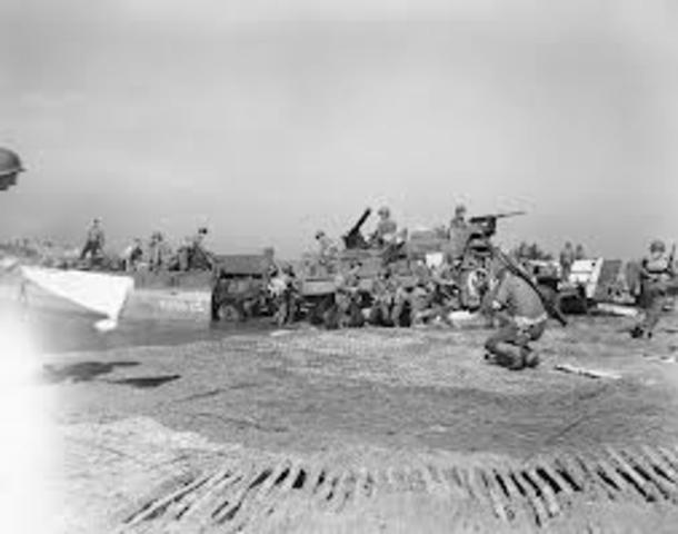 Gli Alleati sbarcano a Salerno, Operazione Avalanche