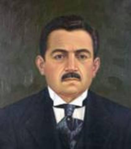 Gral. Agustin Millan (Gobernador Provisional de Veracruz) Promulga la ley de Asociaciones Profesionales.