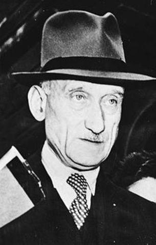 Muere Schuman