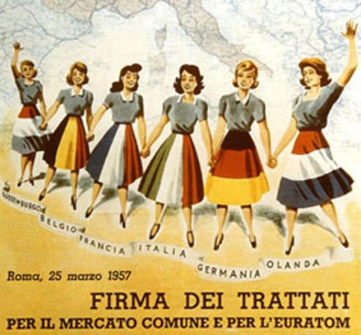 Treaty of Rome- EEC