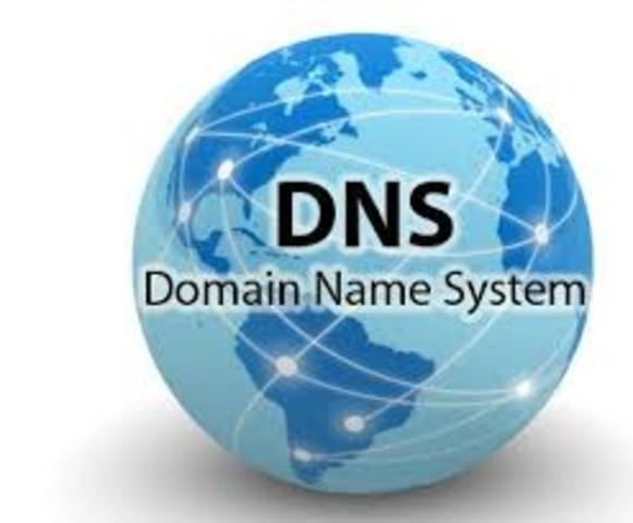 creaciòn del DNS
