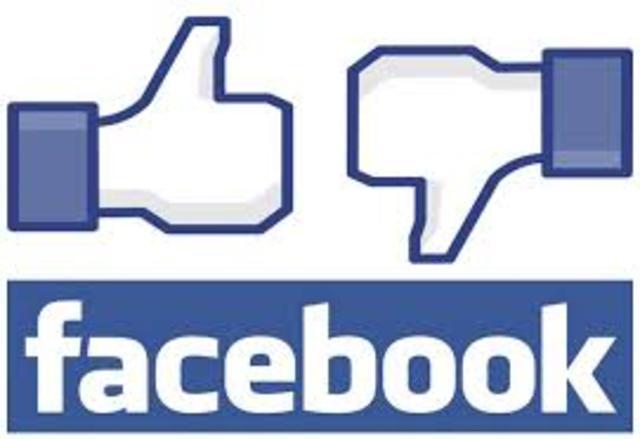 Aparece Facebook