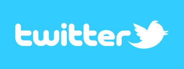 Aparece twitter