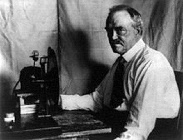 Picture of Herbert Hoover