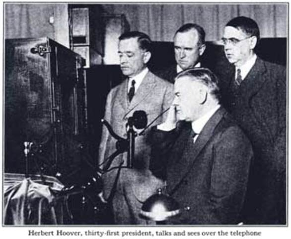 Face to Face with Herbert Hoover