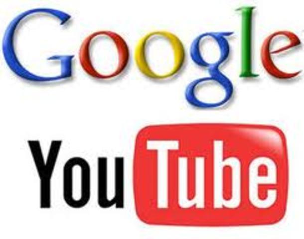 google adquiere youtube por 1650 millones de dolares