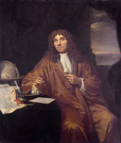 Nacimiento de Leeuwenhoek