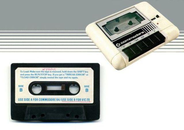Компакт-кассеты
