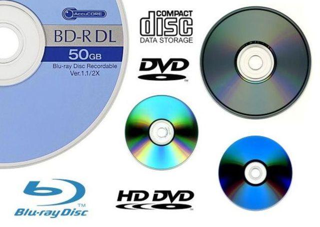 Оптический диск