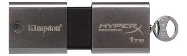 Самая вместительная USB-флэшка