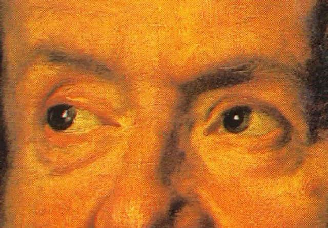 Galileo loses his eyesight