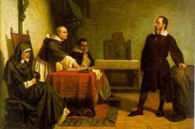 Galieo's Trial