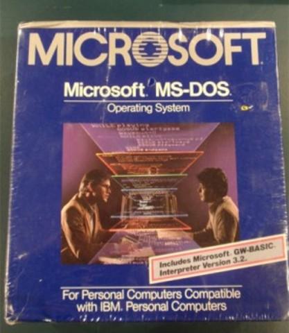 El Ms-Dos