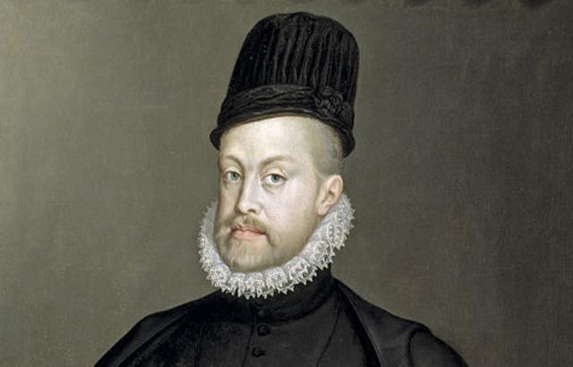 Rey de Portugal  Felipe II