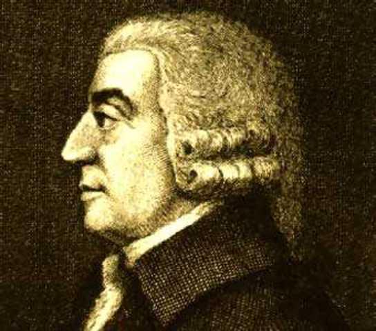 La riqueza de las naciones de Adam Smith