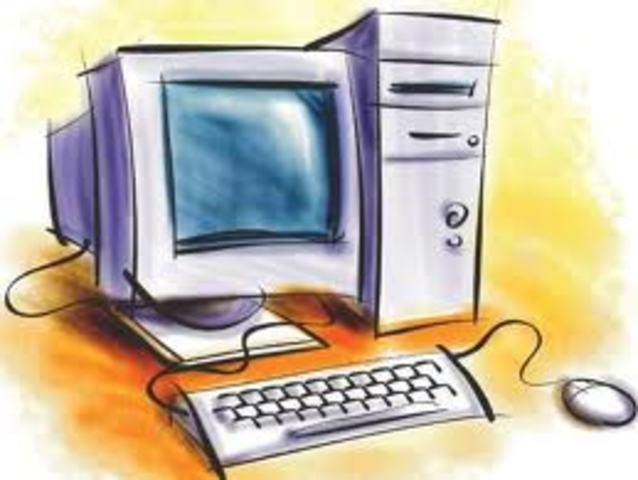 computadoras conectandose con otras computadoras