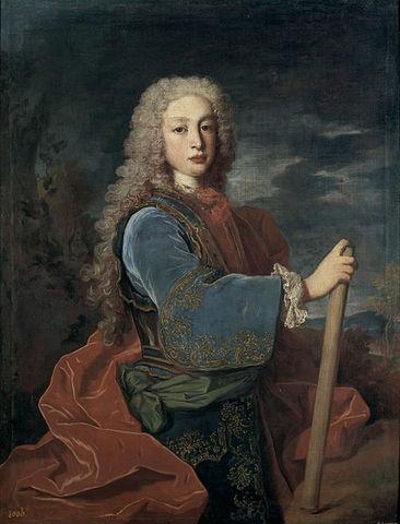 Louis I Reign
