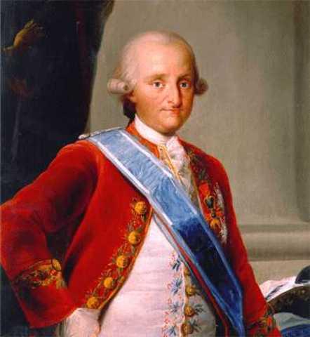 Charles IV Reign