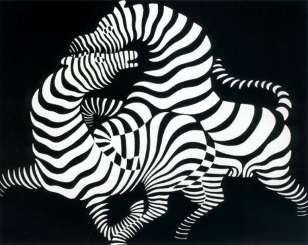 Op Art (Optical Art)