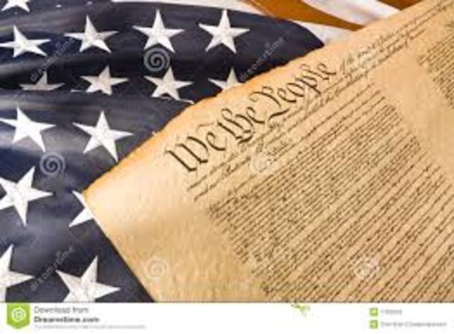 La Constitución EE.UU