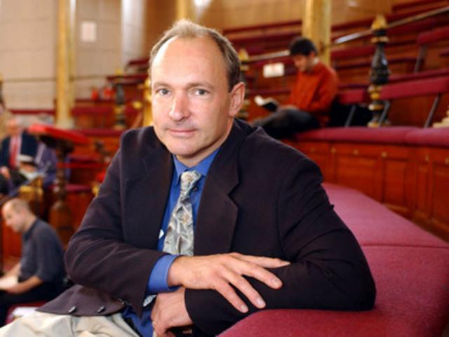 Tin Berners Lee