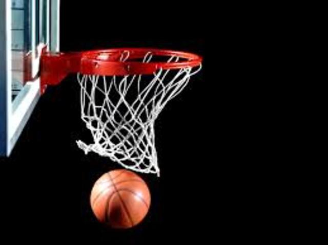 Biosocoial-Playing Basketball