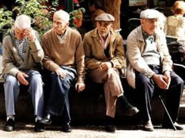 Biosocial: Old-Old Age