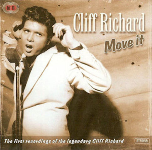 Cliff Richard 'Move It' reaches number #2