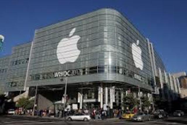 Se creo la empresa apple