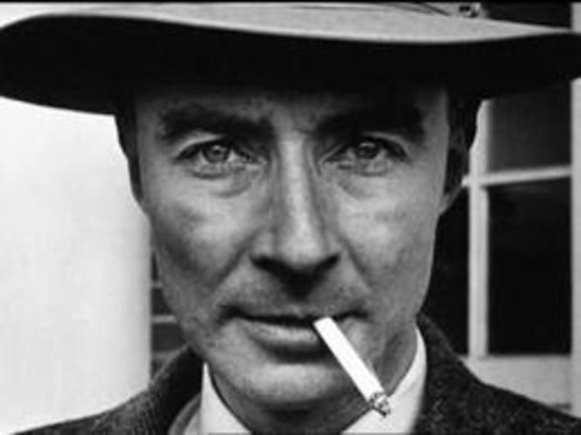 J.Robert Oppenheimer
