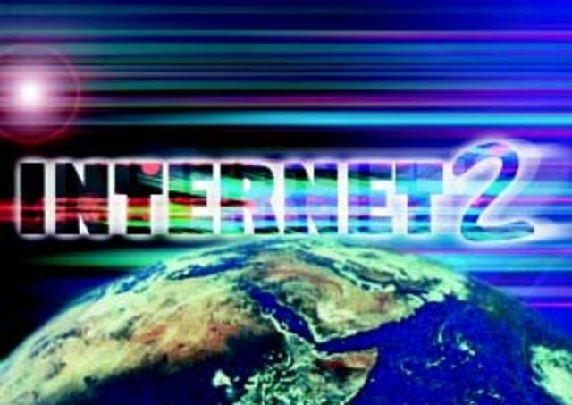 se crea Internet2, más veloz que la Internet original.