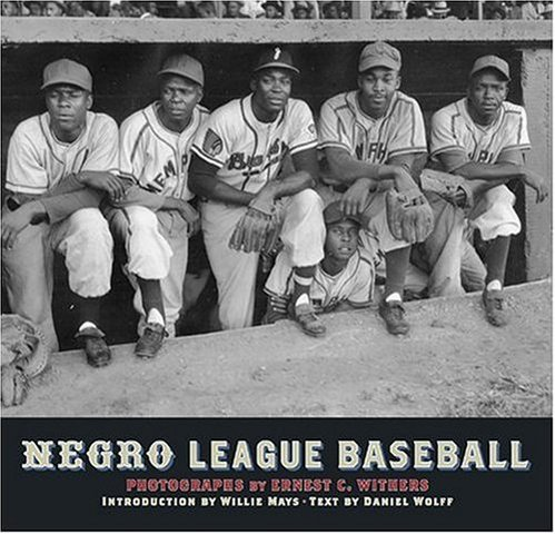 First attempt at creating a pro negro league