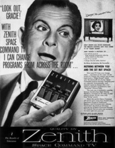 First Remote Control