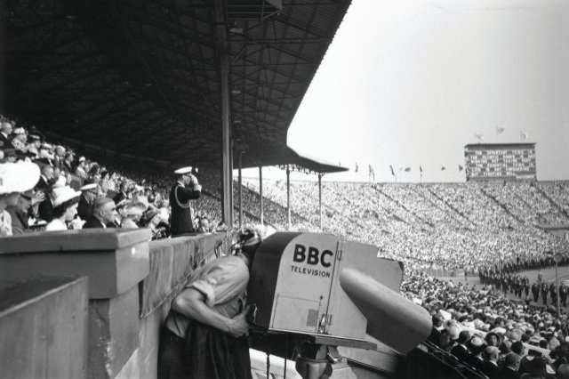 First Televised Sports Event