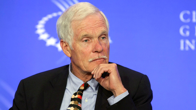 Ted Turner's Cable News