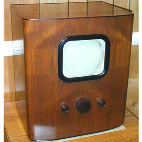 First TV Sold