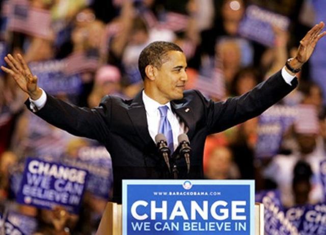 2008 Presidentail election