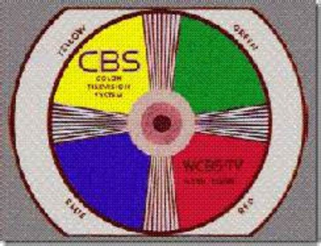 Nationwide Broadcast In Color