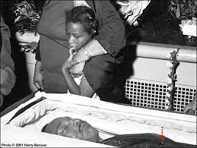Assassination of Martin Luther King Jr.