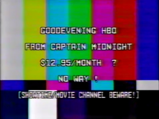 HBO's Broadcasting Signal is Jammed