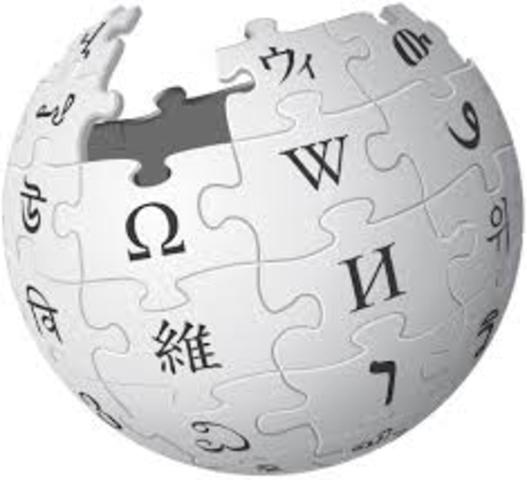 Wikipedia is launched