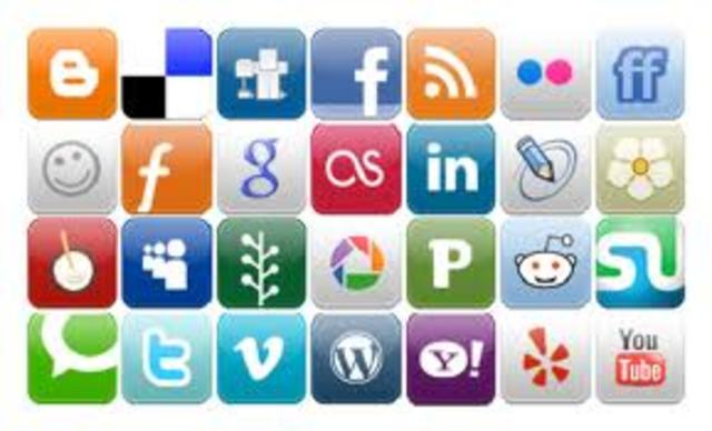 SOCIAL NETWORKING BECOMES MORE POPULAR