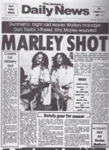 Bullets, guns, bang.